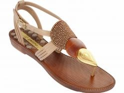 Flip-flop online Grendha Khari Women's sandal
