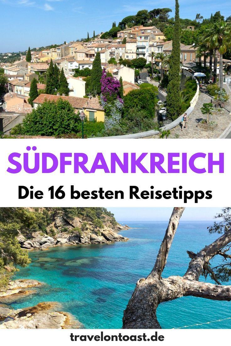Provence, Côte d'Azur & Camargue – 16 Gründe für Urlaub in Südfrankreich