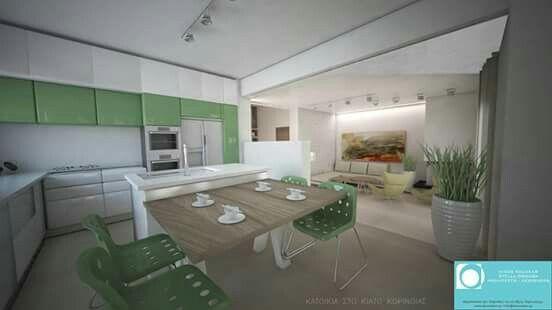 Μελέτη Διαμόρφωσης κατοικίας στο Κιάτο κορινθιας