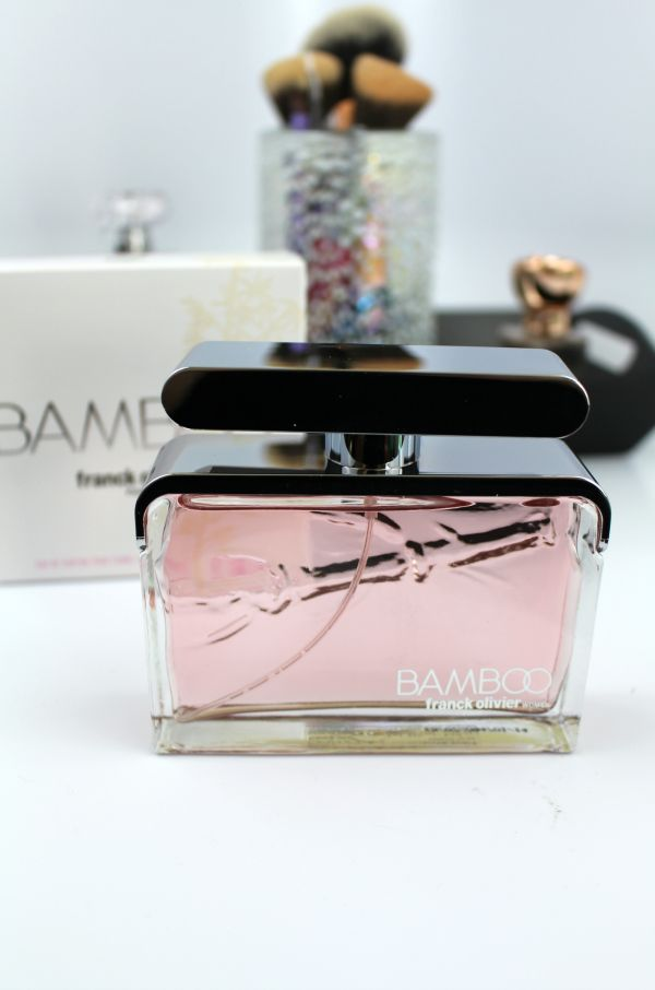 Bamboo by Frank Olivier from Fragrance Outlet || Southeast by Midwest #beauty #bbloggers #perfume