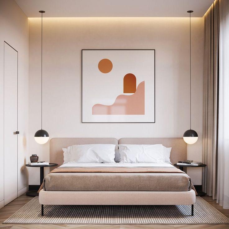 hygge bedroom in 2020 | Home decor bedroom, Bedroom design ...