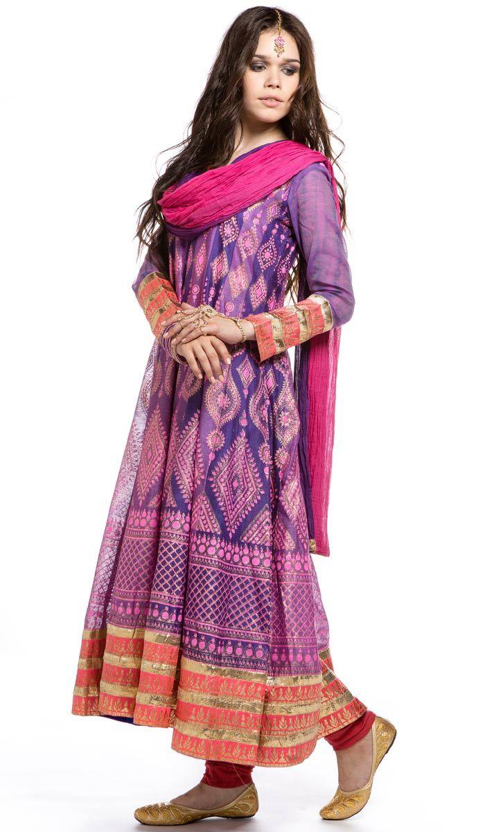 Индийское платье, ручная вышивка, парча, шифон, одежда из Индии, бохо, bohenian, boho, Indian dress, embroidery, brocade, chiffon , clothing from India.  23 500 рублей