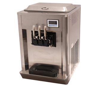 Buy Ice Cream / Soft Serve Machine Table Model 23Lt ,2+1 Mix, BQ323T, Refrigeration  - New SI Individualfor R26,994.99