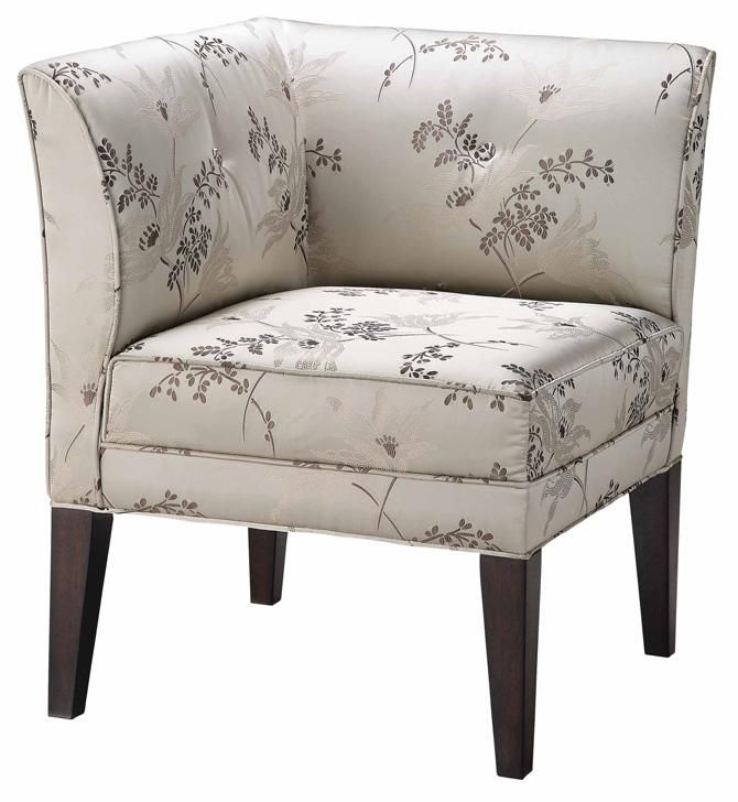 Accent Chairs Corner Chair By Stein World