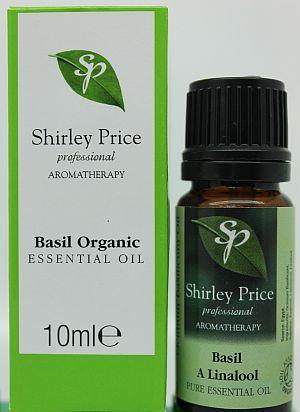 Basil linalool Organic Essential Oil