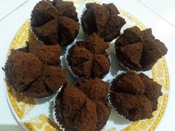 Bolu Kukus Coklat Bubuk by Narti Umma Atikah Binta Kapuadi