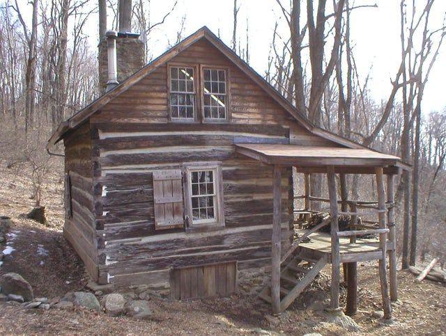 Mountain cabin porn Jones Mountain Cabin Patc Shenandoah National Park Virginia Cabinporn Mountain Cabin Cabin Beautiful Cabins
