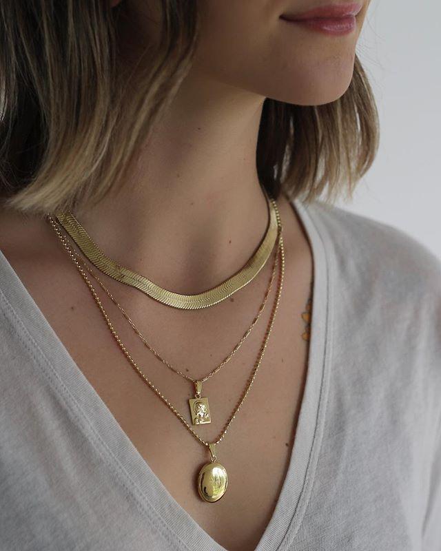 25+ Is miranda frye jewelry real gold viral