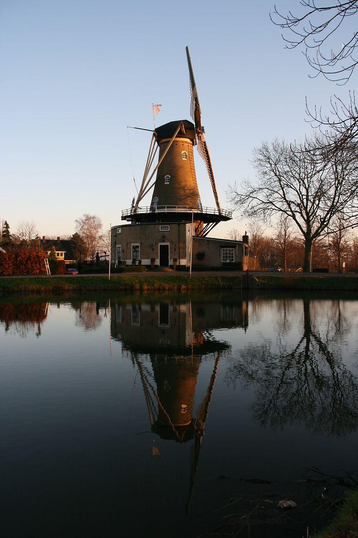 Geervliet-Bernisse molen