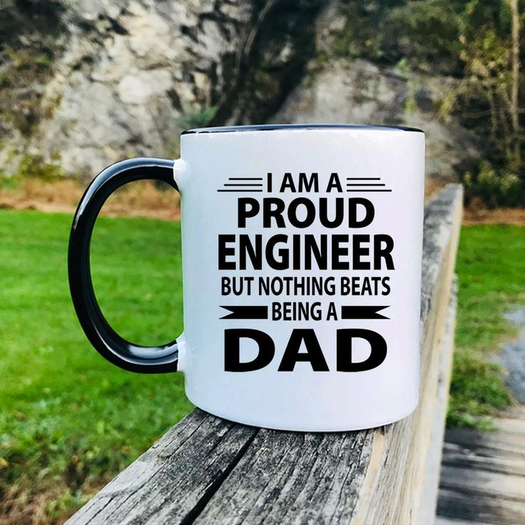 I'm A Proud Engineer But Nothing Beats Being A Dad - Mug - Engineer Gift - Gift For Engineer - Engineer Mug by FamilyTeeStore on Etsy