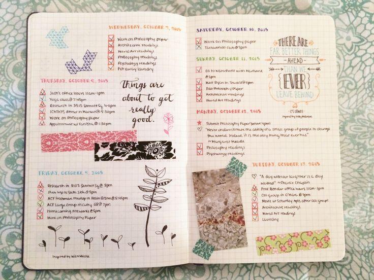 Beautiful journal.