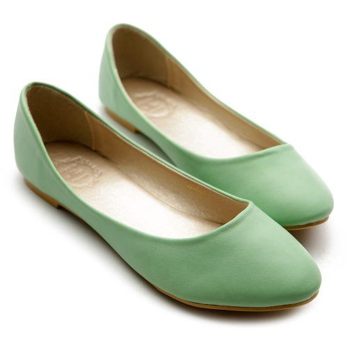 Ollio Womens Ballet Flats Loafers Basic Light Comfort Low Heels Multi Colored Shoes - http://cheune.com/a/10302230622619391