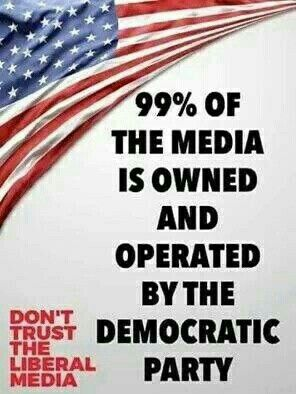 This is the truth:  They are Fake News – Media Bias – Weapons of Mass Disinformation