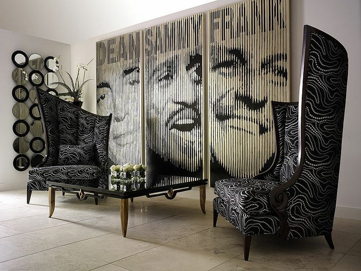 23 best Mad MenRat Pack Style images on Pinterest Living room
