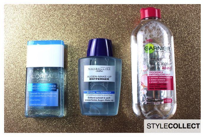 Der beste Make-up Entferner   – Make Up Produkte