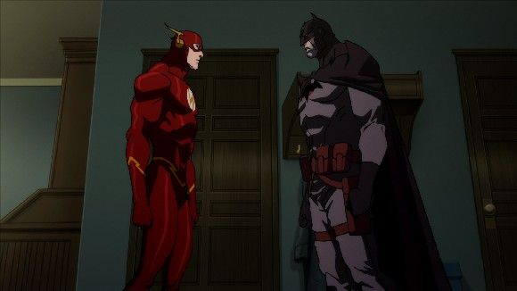 The Next DC Animated Movie – Justice League: The Flashpoint Paradox | DC Comics