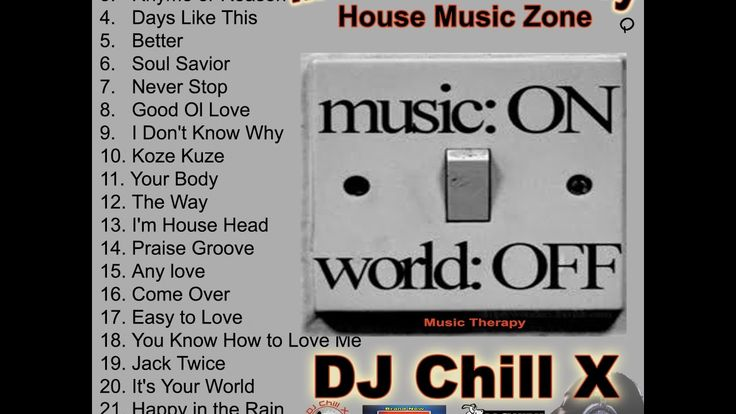 Top Soulful House Music Mix 2016- 2017 by DJ CHILL X