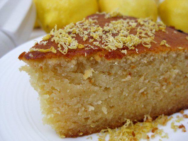Nigella Lawson Lemon Cake Recipe