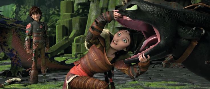 how to train your dragon 2 wiki valka