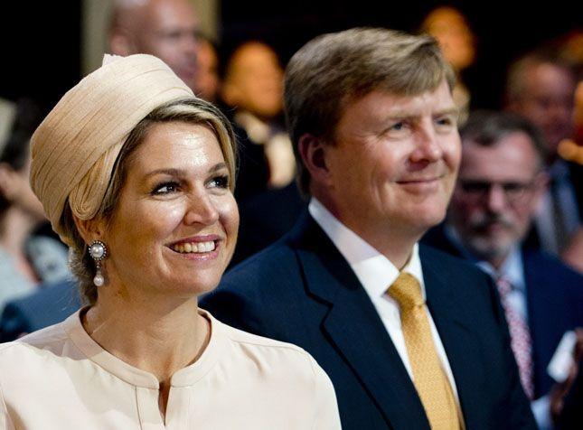 Maxima d'Olanda, regina super glamour | People