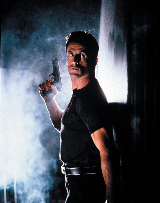Demolition Man Sylvester Stallone