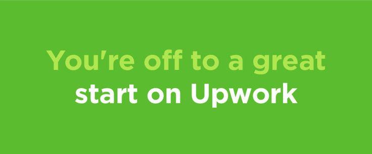 Upwork блог как начать работать на Upwork