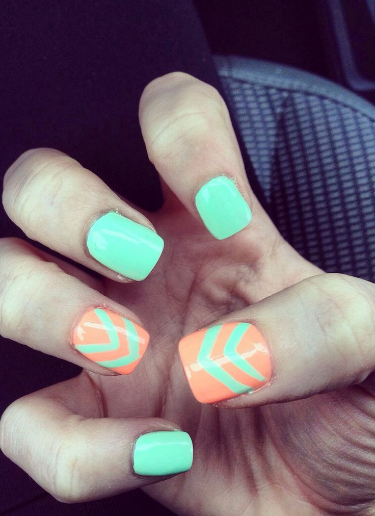 1000+ ideas about Neon Blue Nails on Pinterest | Blue Nail ...