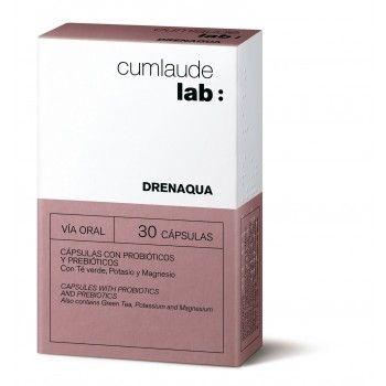 Cumlaude Drenaqua Eliminacion de Liquidos 30 capsulas