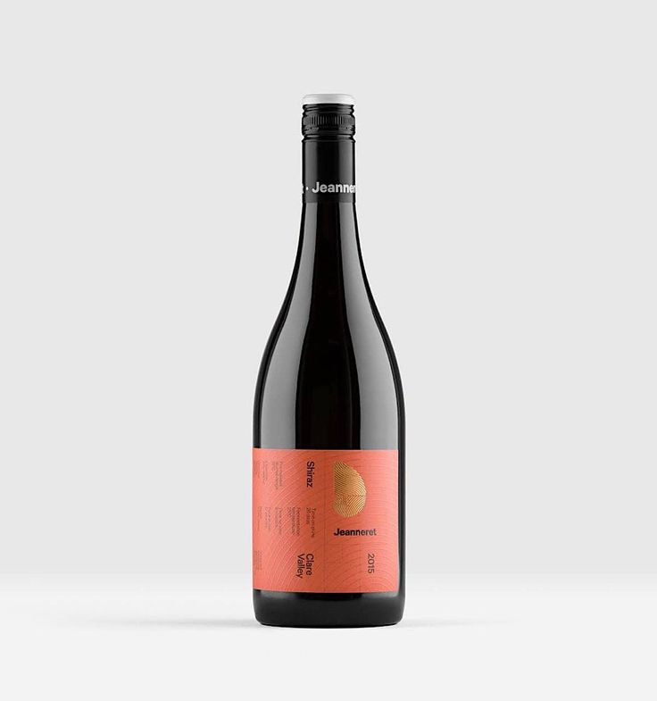 Der Goldene Schnitt für edle Weine  Das neue Design für die weltberühmten australischen Jeanneret-Weine begeistert mit klarer Linienführung und reduzierter Form. Entwickelt wurde da...