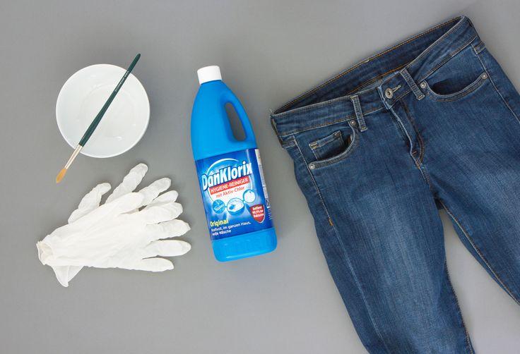 DIY-Jeans: So machst du dir eine DIY-Jeans