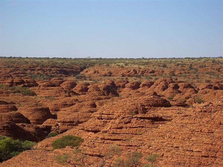 Kings Canyon, Northern Territory (Australia)