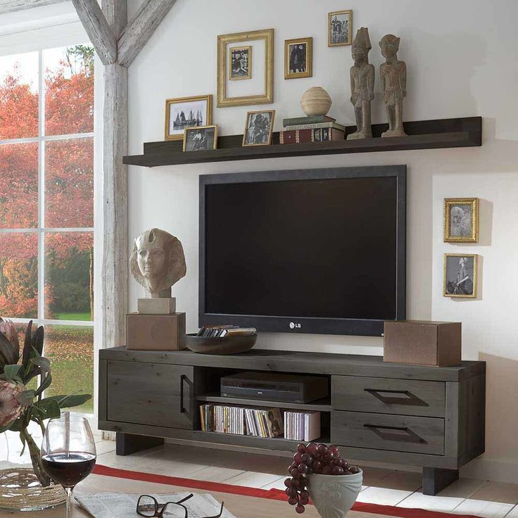 Die besten 25+ Tv lowboard Ideen auf Pinterest Lowboard, Tv wand - wohnzimmer ideen tv wand