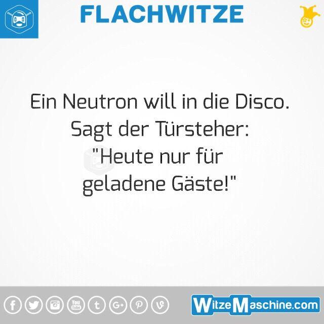 Flachwitze #325 – Physiker Witze – Lustige Physikerwitze – witzemaschine