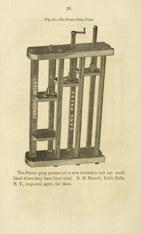 A treatise on American butter factories and butter manufacture. - Biodiversity Heritage Library