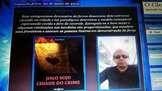 João MC.jr arte e vida: JOGO SUJO CIDADE DO CRIME