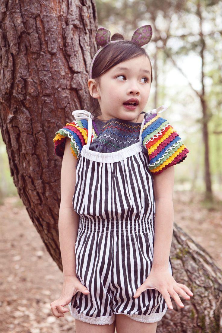 Série mode : Marvellours   MilK - Le magazine de mode enfant