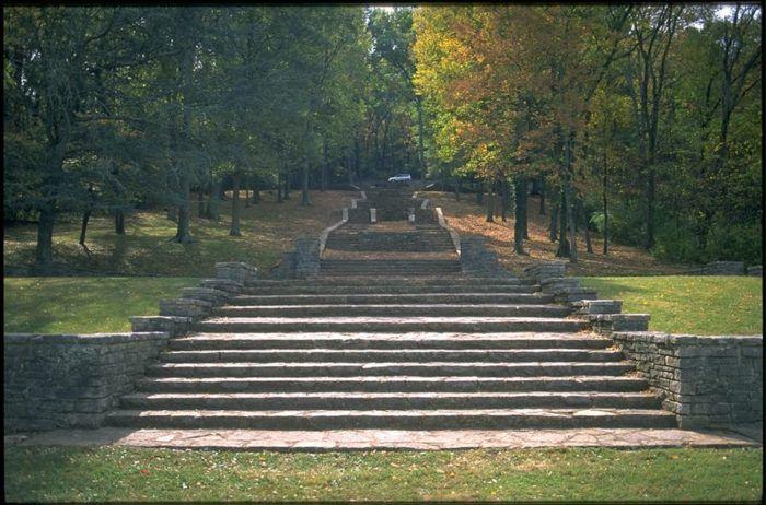 5. Percy Warner Park - Mossy Ridge Trail