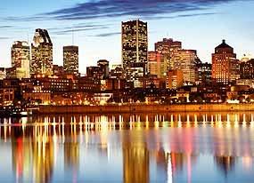 © Tourisme Montréal - Vue de Montréal du Parc Jean-Drapeau
