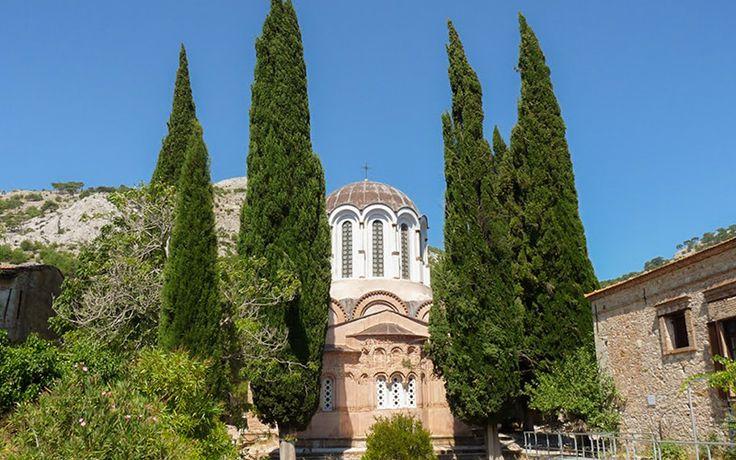 Nea Moni, Chios