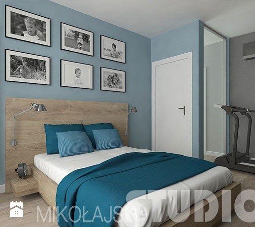 Sypialnia - zdjęcie od MIKOŁAJSKAstudio