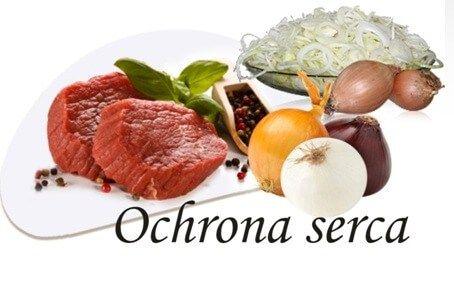 jedzenie na zdrowe serce