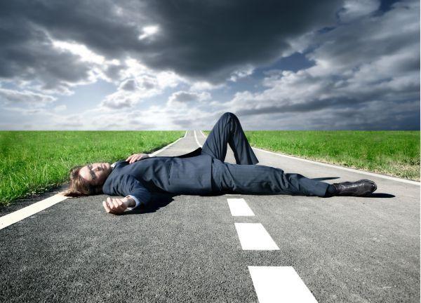 A krónikus kimerültség jelei