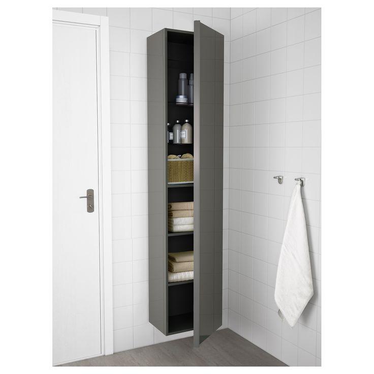 Pin On Ikea, Tall Bathroom Cabinets Ikea