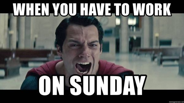 Top 26 Happy Sunday Memes Funny Sunday Memes Working On Sunday Funny True Quotes