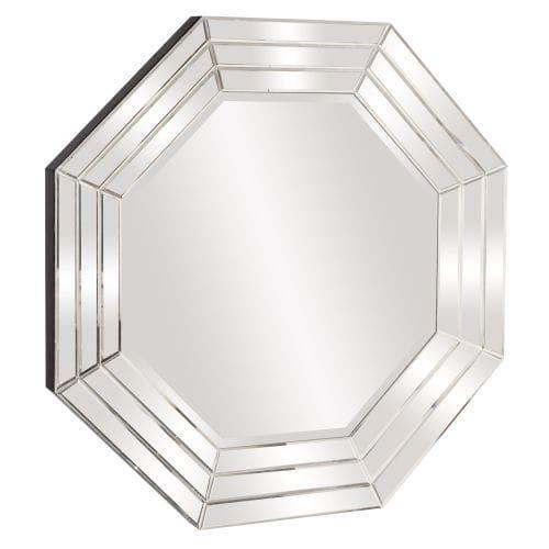 "Howard Elliott 99070 Jessica 35.5"" x 35.5"" Octagon Mirror"