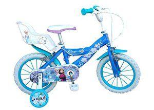 Toims Reine des Neiges Vélo Enfant 16″- 4/5 ans