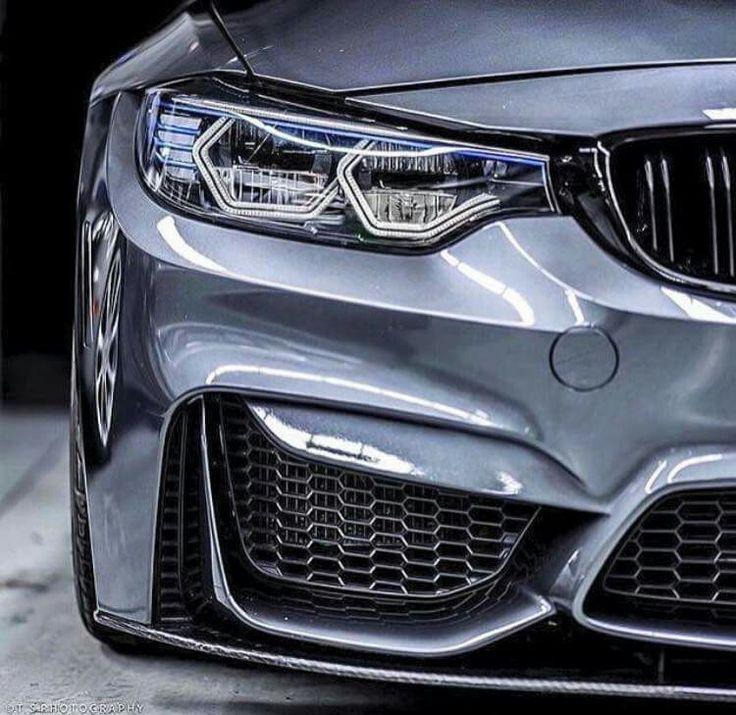 BMW F82 M4 grey