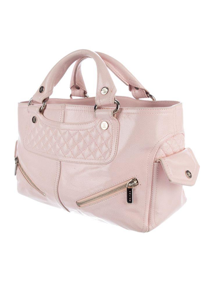 Leather Boogie Bag. Women's HandbagsCeline