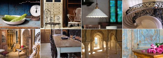 Architectural & Antique Elements - french & indian antique pieces :: Architectural & Antique Elements
