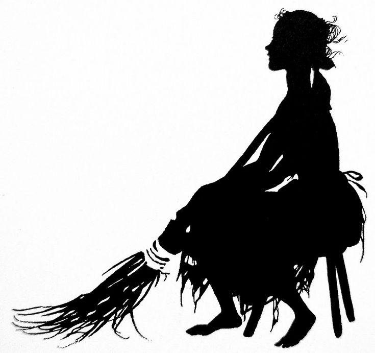 Arthur Rackham, Cinderella
